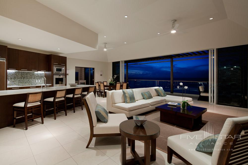 Penthouse Living Room at Gansevoort Turks and CaicosProvidencialesTurks & Caicos Islands