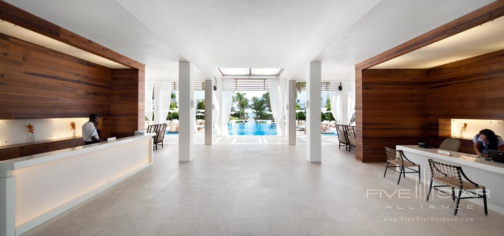 Lobby of Gansevoort Turks and CaicosProvidencialesTurks & Caicos Islands