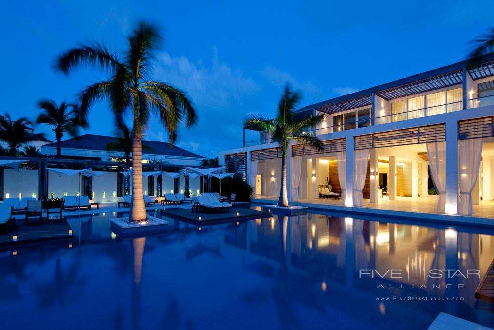 Infinity Pool at Gansevoort Turks and CaicosProvidencialesTurks & Caicos Islands
