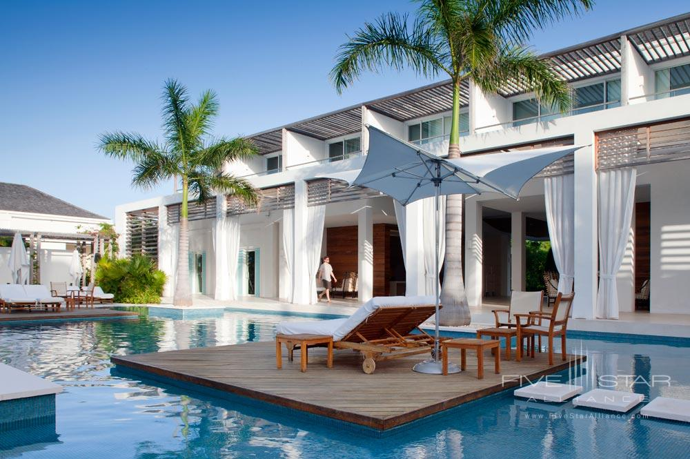 Private Oasis on a Pool Pod at Gansevoort Turks and CaicosProvidencialesTurks & Caicos Islands