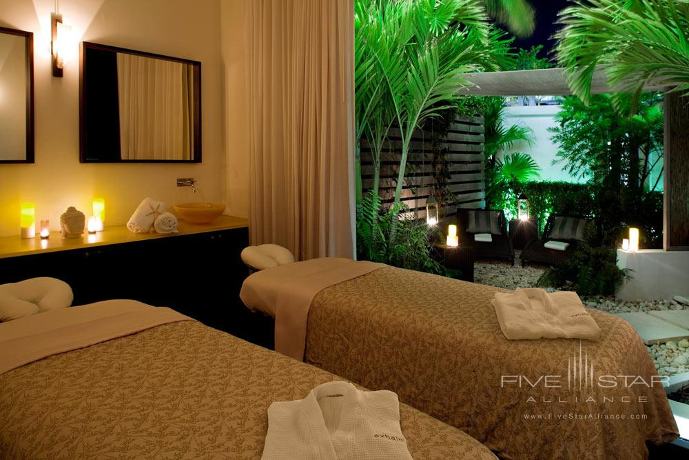Exhale Spa Treatment Room at Gansevoort Turks and CaicosProvidencialesTurks & Caicos Islands