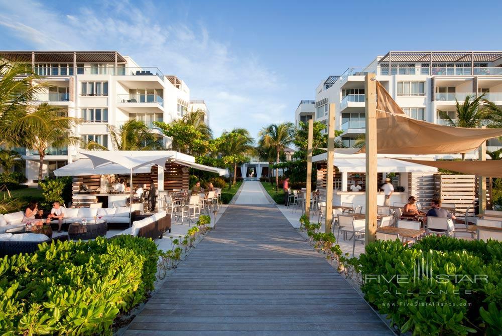 Beach Bar Grill at Gansevoort Turks and CaicosProvidencialesTurks & Caicos Islands