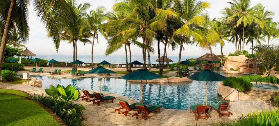 Pan Pacific Nirwana Bali Resort Pool View