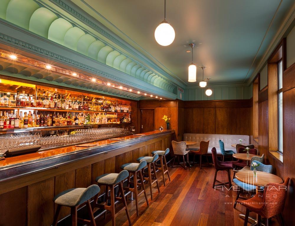 House Bar at Hotel DeBrett Auckland