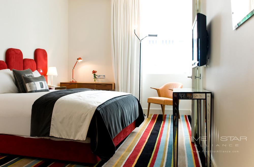 Single Level Loft Suite at of Hotel DeBrett Auckland