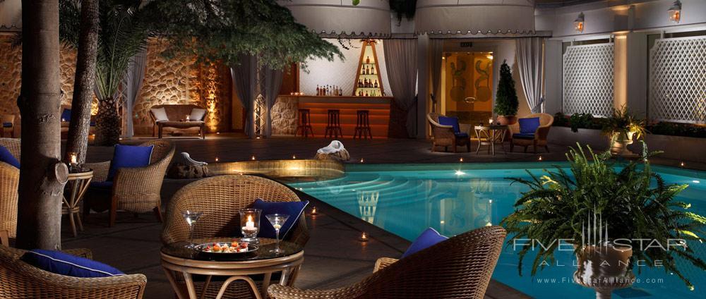 Swimming Pool at Royal Olympic Hotel Greece