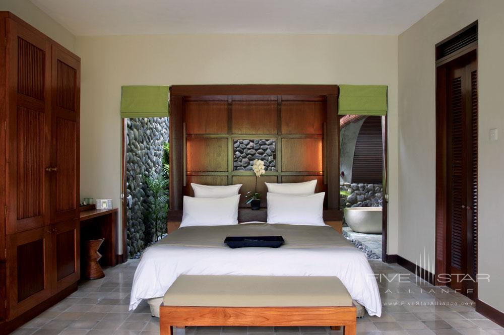 Deluxe Guest Room at Alila Ubud