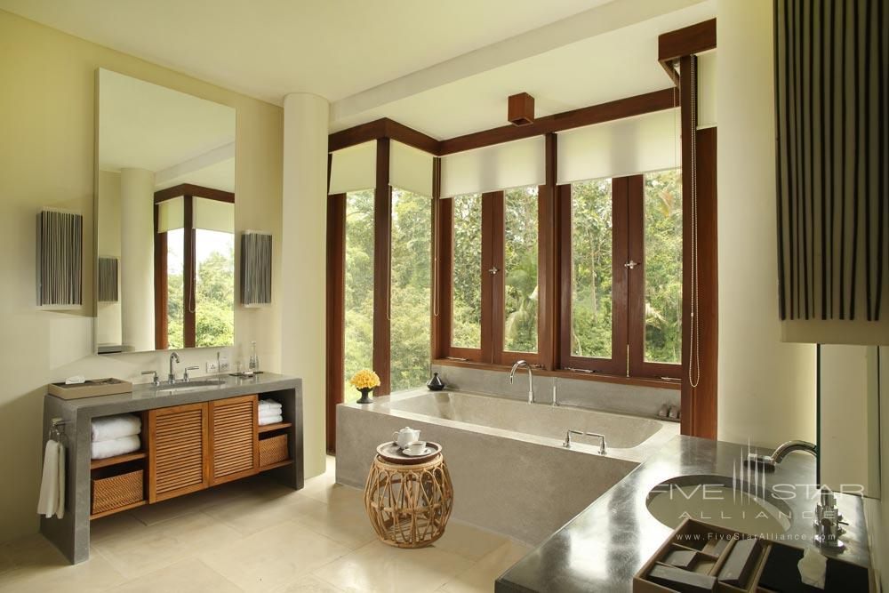 Terrace Tree Villa Bathroom