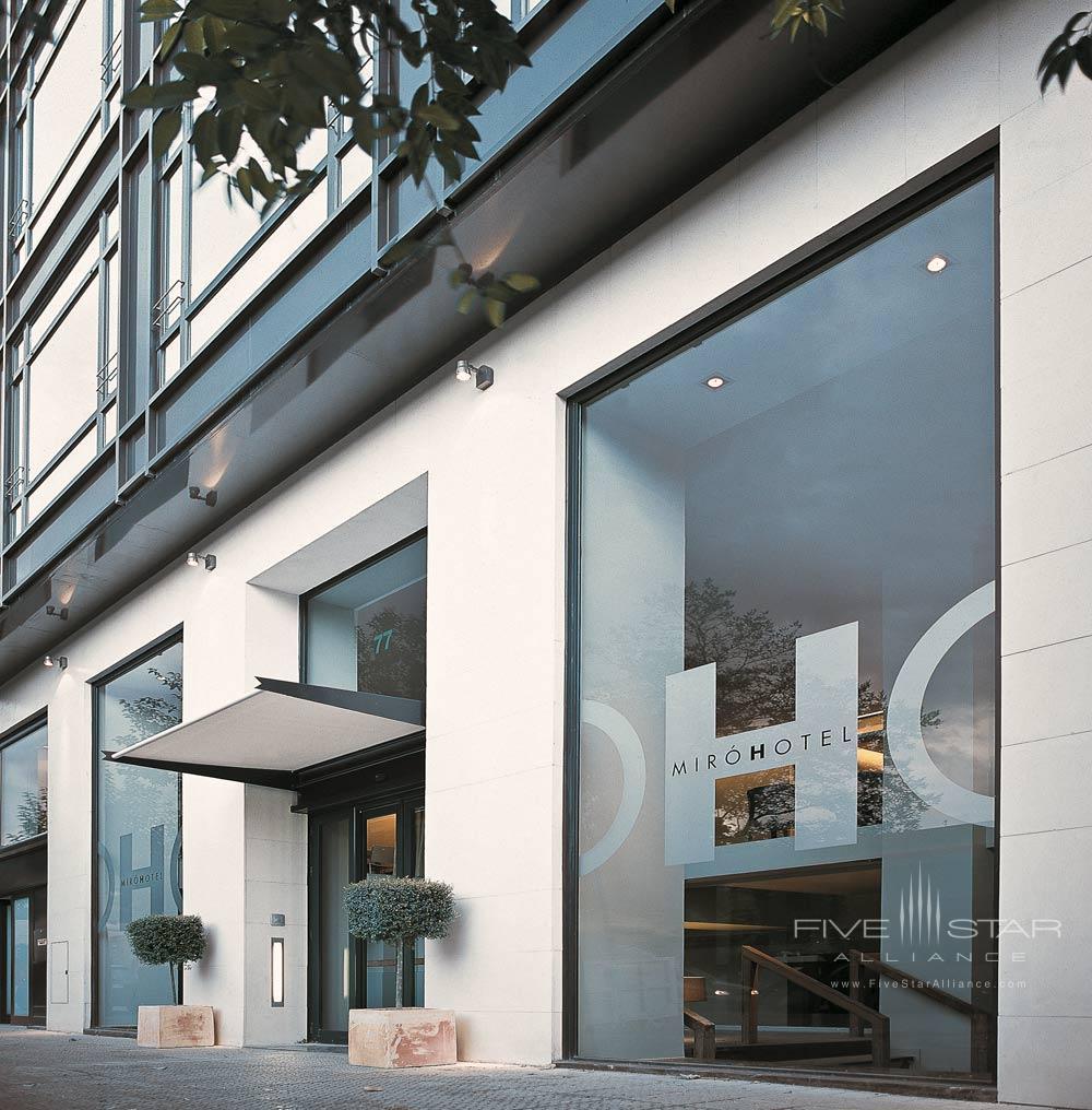 Hotel Mir Ef Bf Bd Bilbao Spain