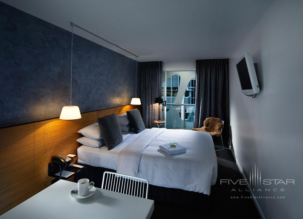 Guest Room at Limes Hotel BrisbaneAustralia