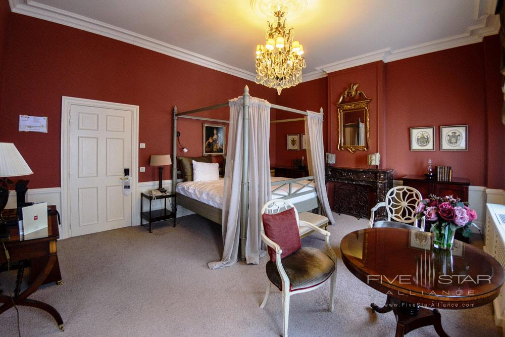 Guest Room at Stanhope HotelBrusselsBelgium