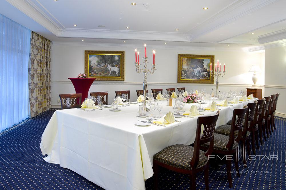 Banquets at Stanhope HotelBrusselsBelgium