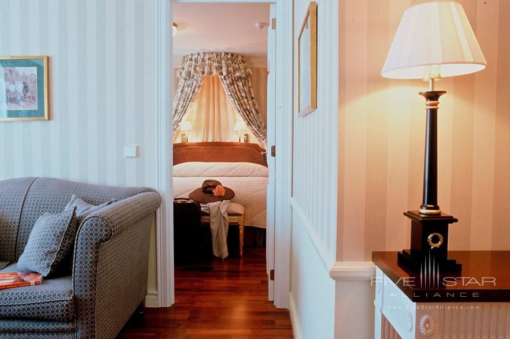 Business Guestroom at Stanhope HotelBrusselsBelgium