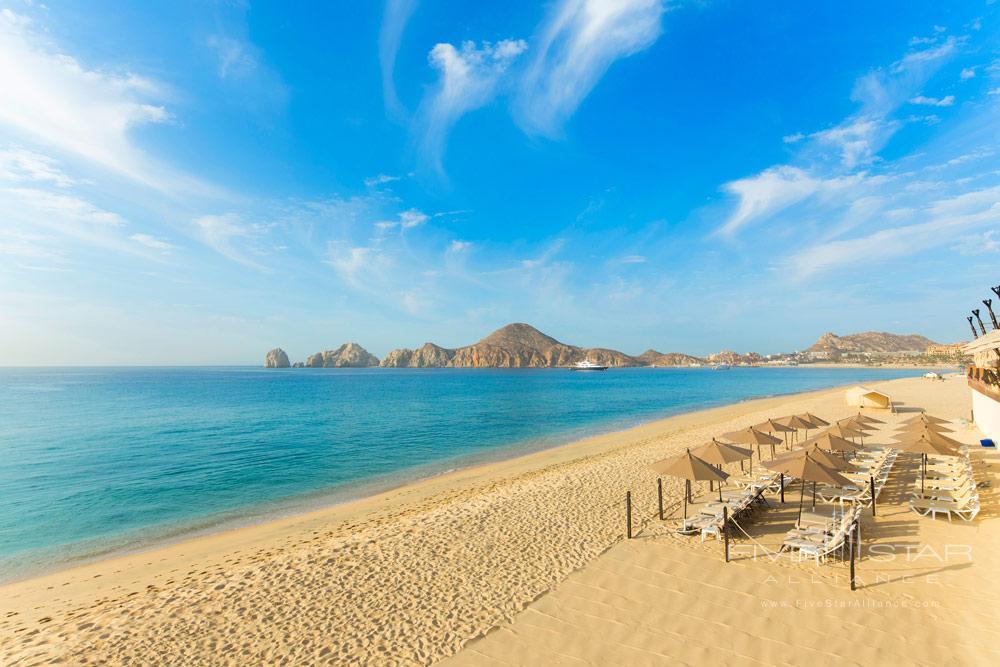 Beach area at Villa Del Arco Beach Resort And Grand Spa, Cabo San Lucas