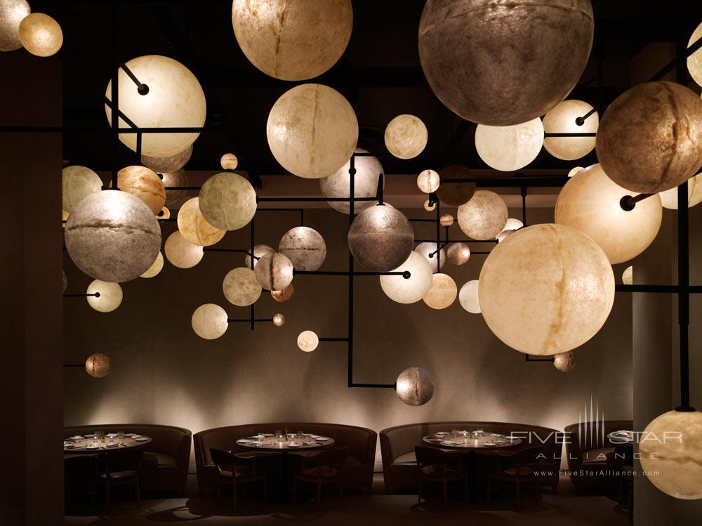 Public Hotel Chicago Pump Room Restaurant from Jean Georges Vongerichten