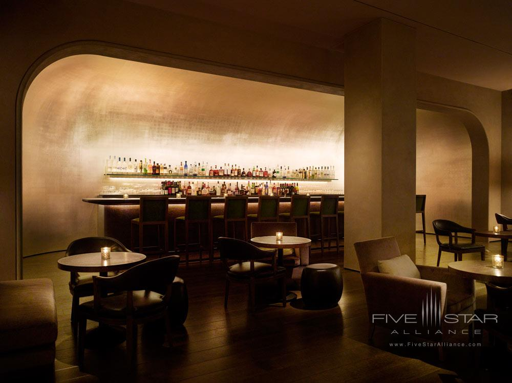 Public Hotel Chicago View of the bar at The Pump Room Restaurantfrom Jean Georges Vongerichten.