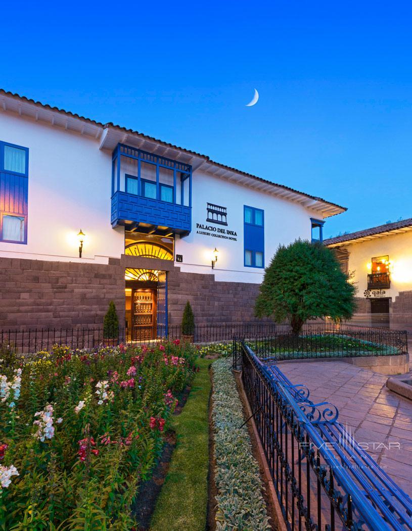Palacio del Inka Hotel Exterior