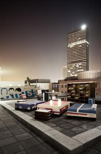 25hours Hotel Frankfurt by Levi