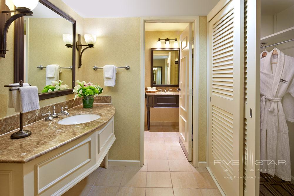 Suite Bath at Miramonte Resort and Spa, Indian Wells, CA