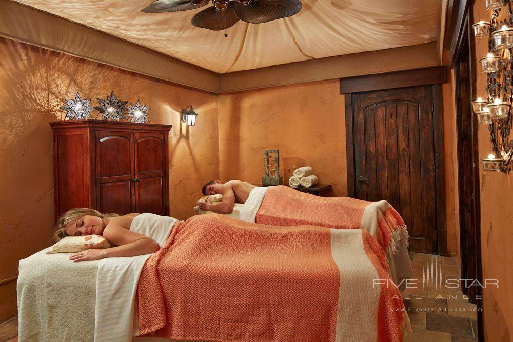 Couples Massage Room at Miramonte Resort and Spa, Indian Wells, CA