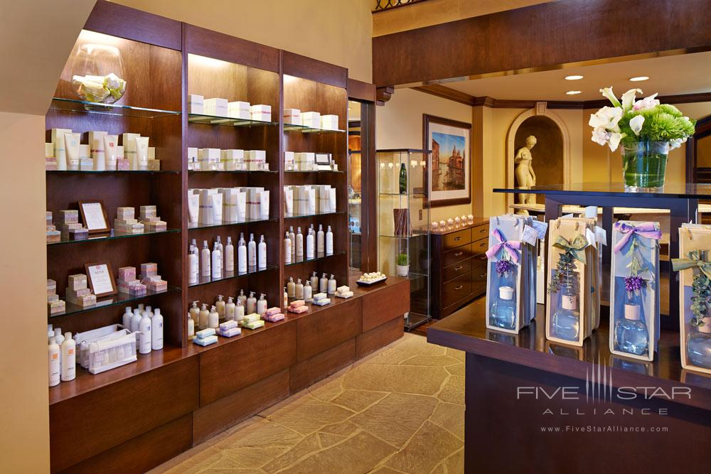 Browse through spa products at Miramonte Resort and SpaIndian WellsCA