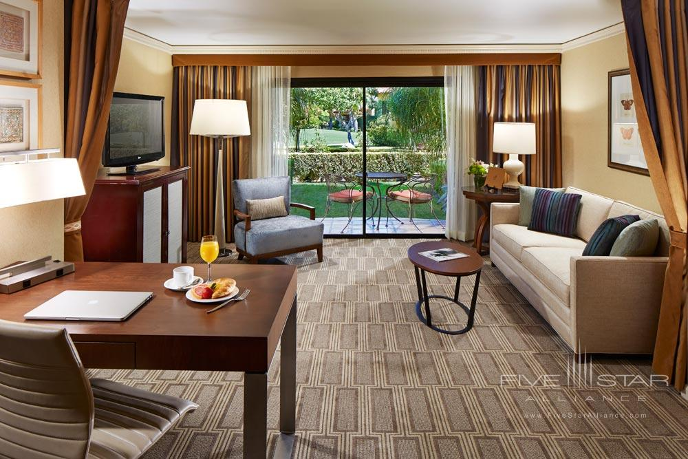 Suite Living Area at Miramonte Resort and Spa, Indian Wells, CA
