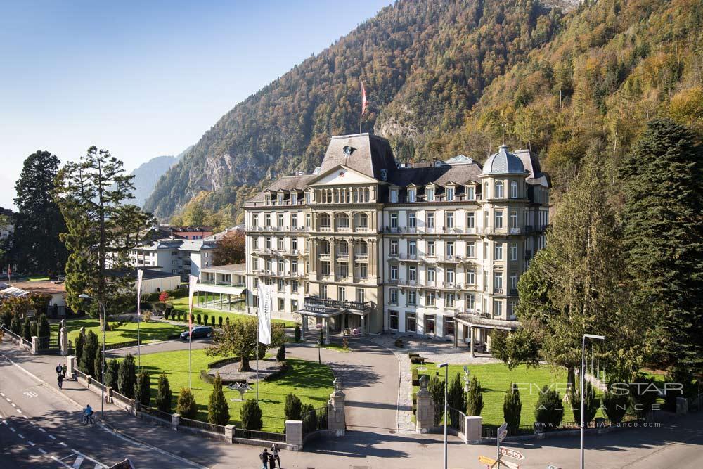 Lindner Grandhotel Beau RivageSwitzerland