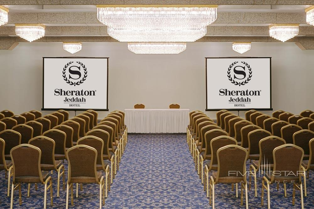 Meeting Space at Jeddah Sheraton Hotel, Jeddah, Saudi Arabia