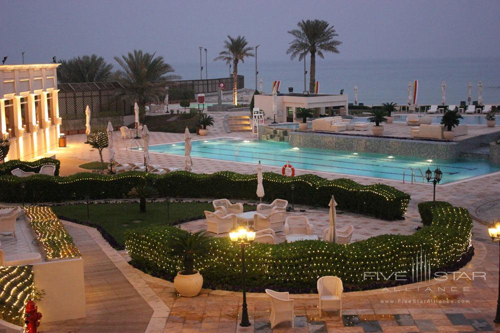 Exterior of The Regency Hotel Kuwait