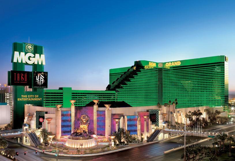 The MGM Grand Las Vegas