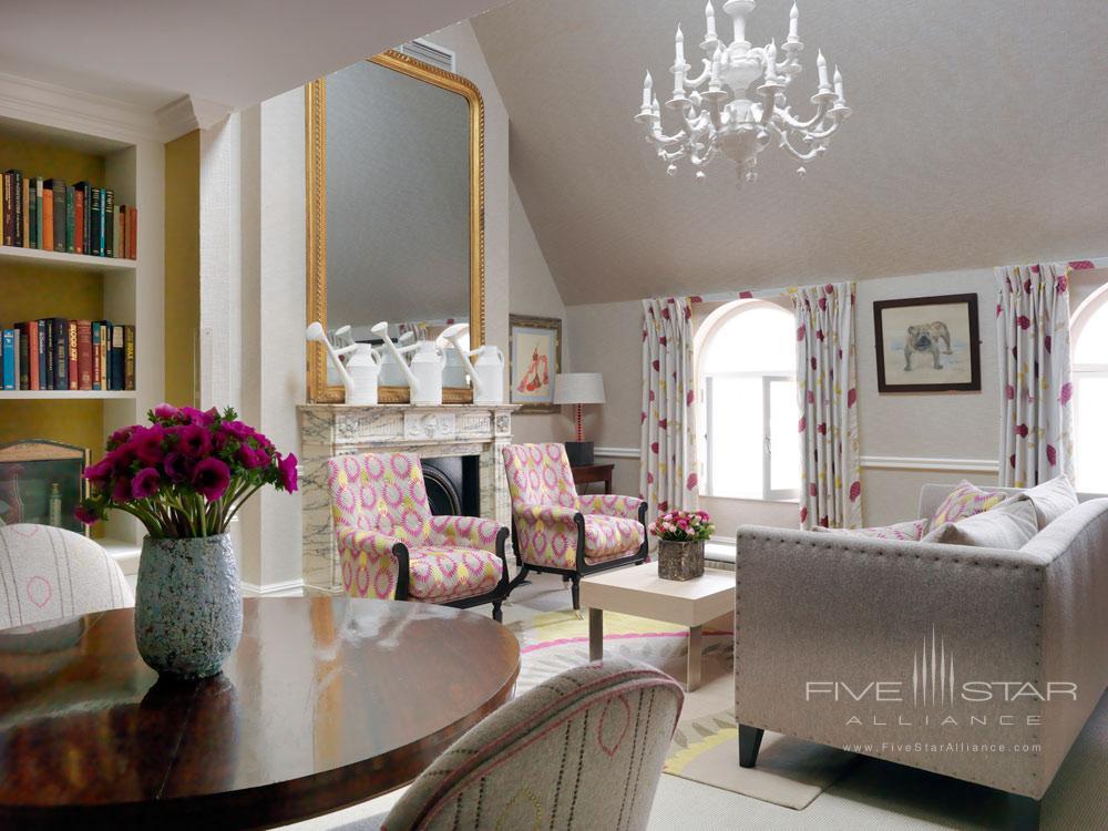 Loft Suite at Covent Garden HotelLondonUnited Kingdom