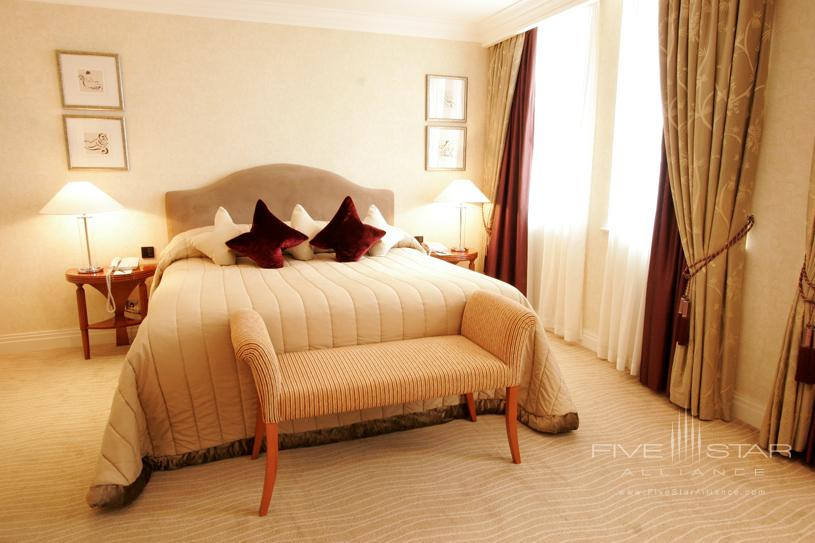 The Westbury London Penthouse Bedroom