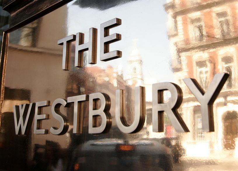 The Westbury London Entrance