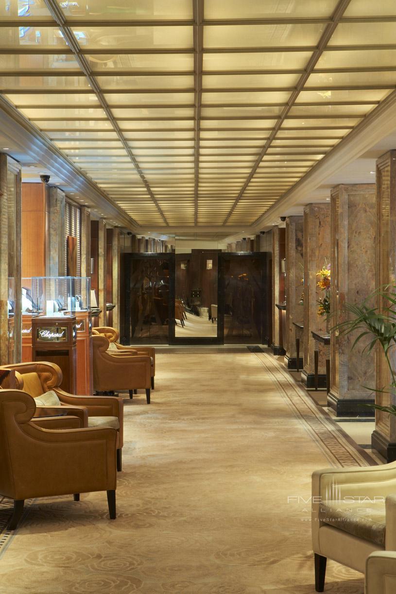 The Westbury Lobby