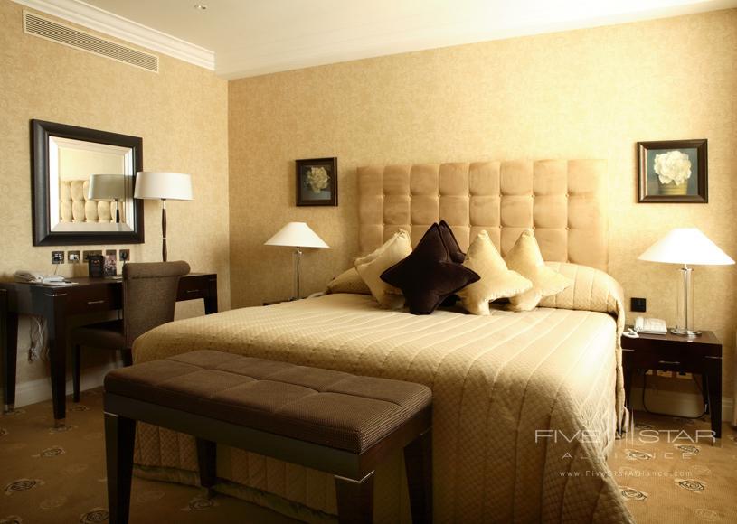 The Westbury London Terrace Suite Bedroom