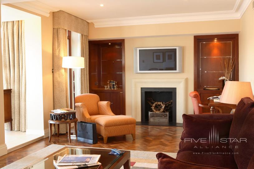 The Westbury London Penthouse Suite