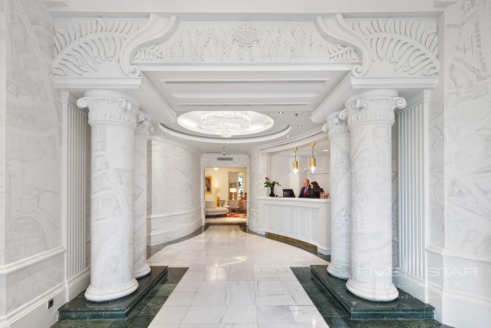 Lobby at Paseo Del Prado, Spain