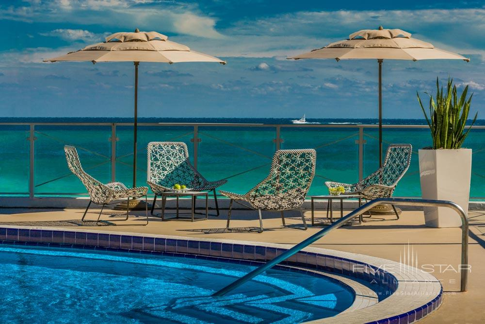 Adults Only Pool at Eden Roc Miami Beach