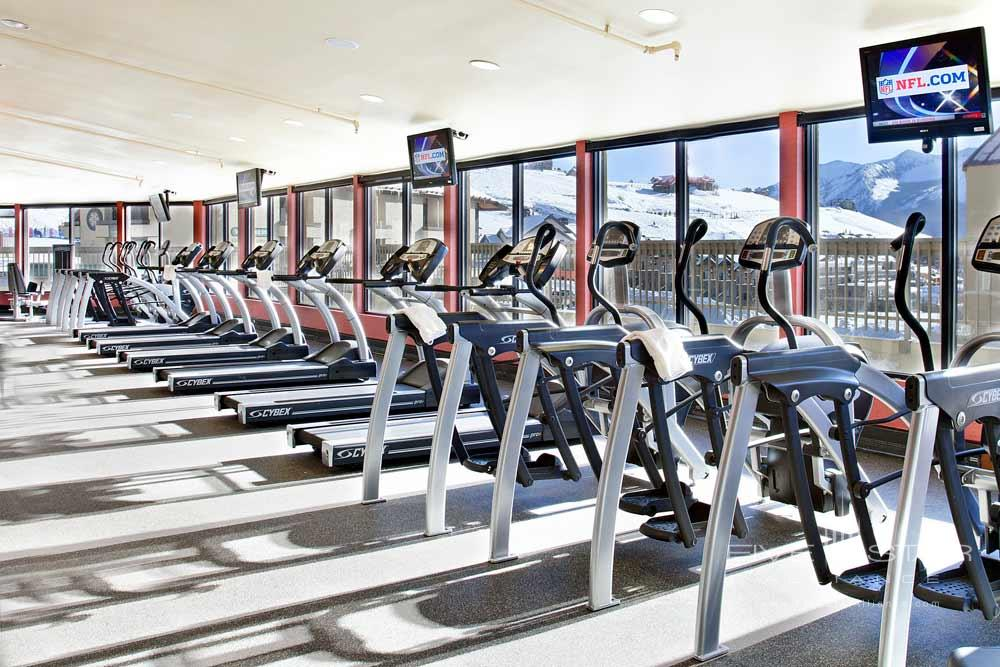 Elevation Hotel and Spa Gym