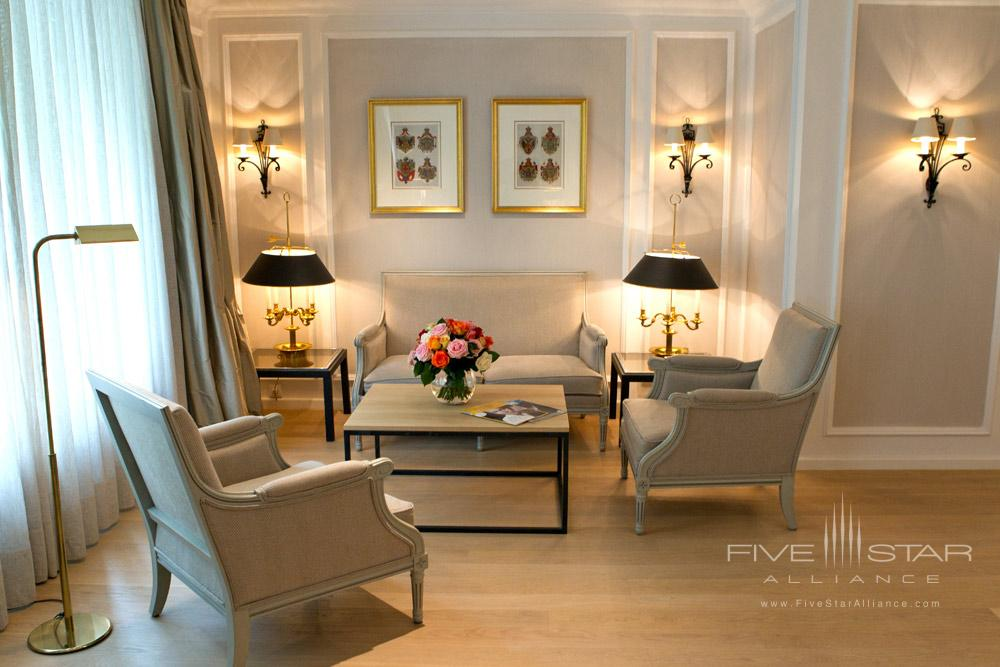Junior Suite at Hotel Muenchen Palace, Germany