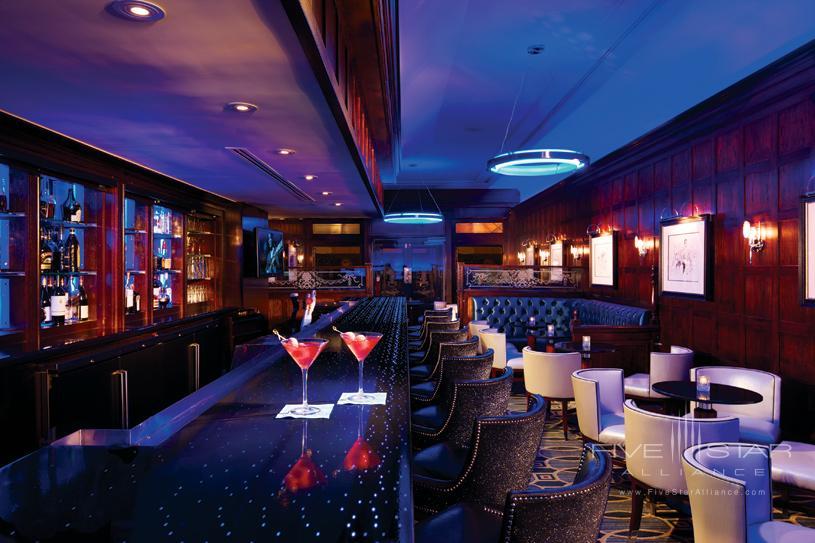 The Algonquin Hotel Blue Bar