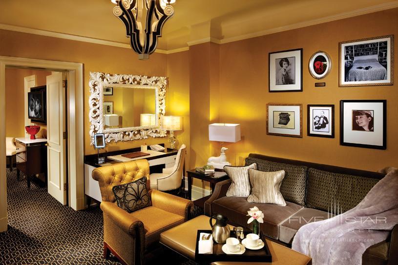 The Algonquin Hotel Dorothy Parker