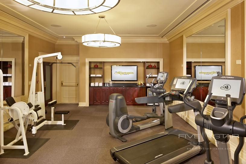 The Algonquin Hotel Fitness Center