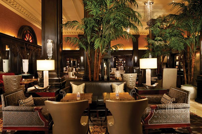 The Algonquin Hotel Lobby
