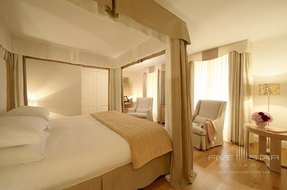 Master Bedroom at Castille Paris