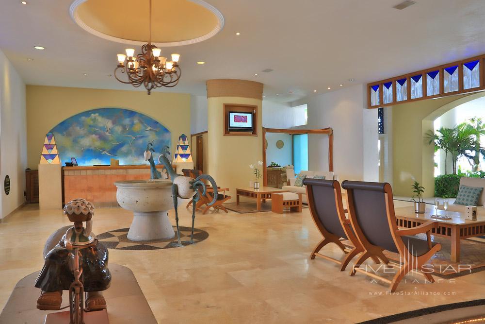 Villa Premiere Hotel and Spa LobbyPuerto Vallarta