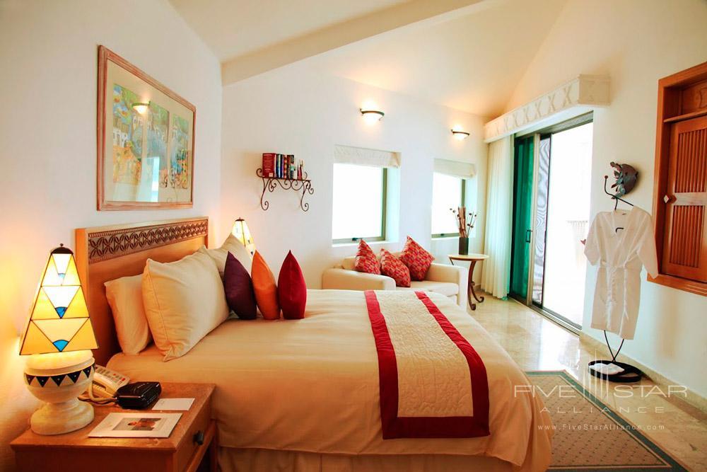 Master Suite at Villa Premiere Hotel and SpaPuerto Vallarta