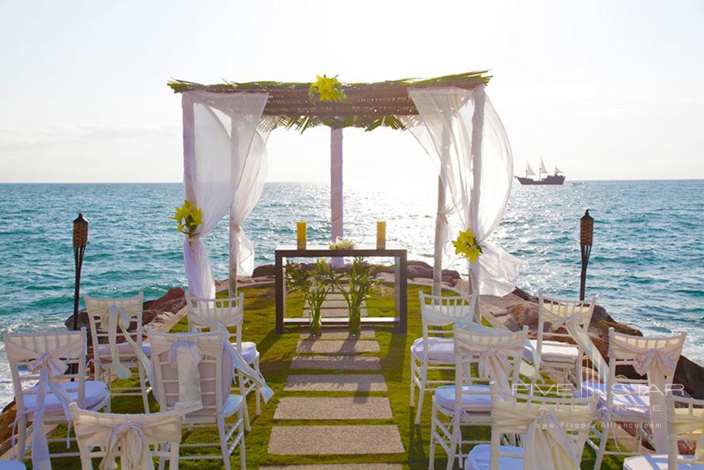 Wedding Venue at Villa Premiere Hotel and SpaPuerto Vallarta