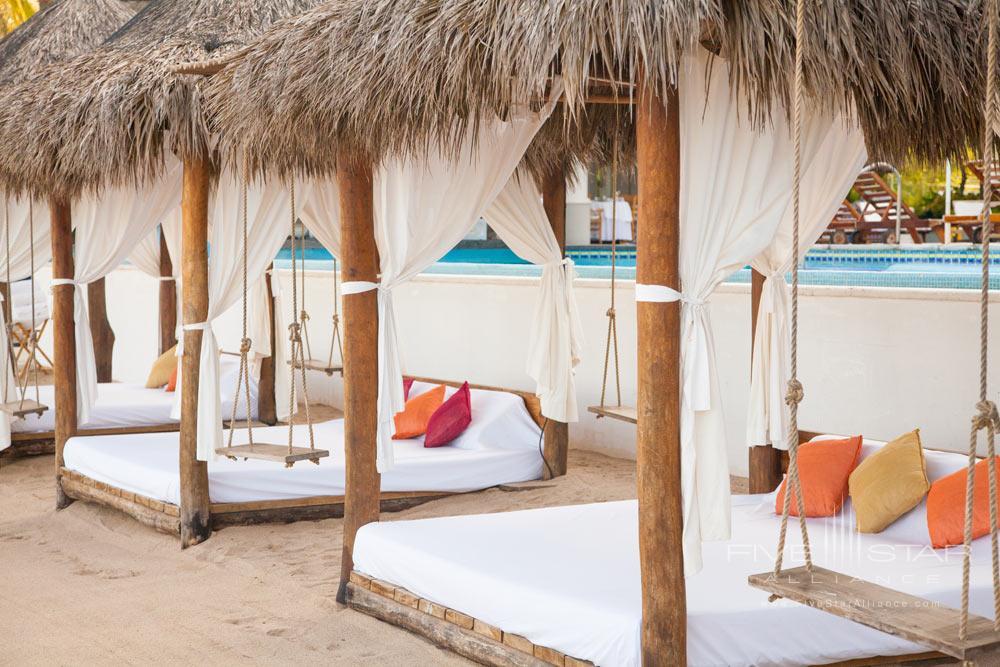Villa Premiere Hotel and Spa Beach CabanasPuerto Vallarta