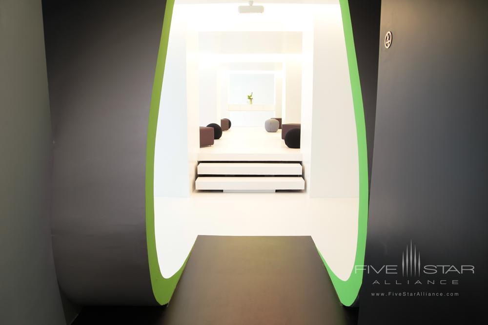 White Space Room at Ripa Hotel, Rome, Italy
